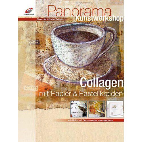 Oliver Löhr - Collagen mit Papier und Pastellkreiden - Preis vom 08.04.2021 04:50:19 h