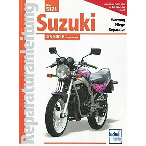 - Suzuki GS 500 E (Reparaturanleitungen) - Preis vom 16.04.2021 04:54:32 h