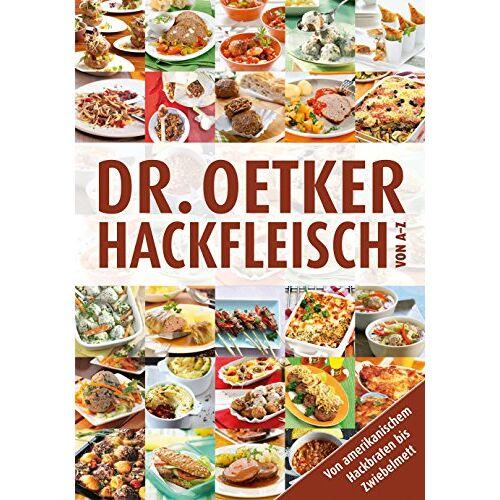 Dr. Oetker - Hackfleisch von A-Z - Preis vom 17.04.2021 04:51:59 h