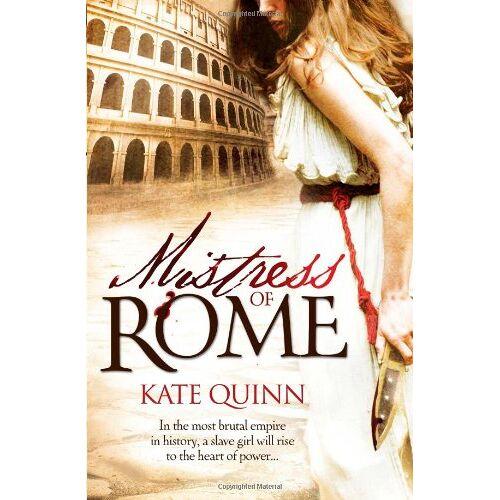 Kate Quinn - Mistress of Rome - Preis vom 03.03.2021 05:50:10 h