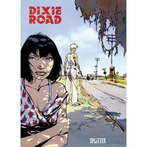 Jean Dufaux - Dixie Road - Preis vom 27.02.2021 06:04:24 h