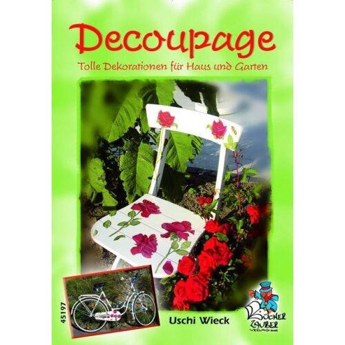 Uschi Wieck - Decoupage - Preis vom 04.09.2020 04:54:27 h