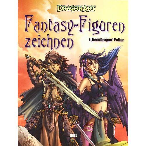 J. Peffer - Fantasy-Figuren zeichnen - Preis vom 28.02.2021 06:03:40 h