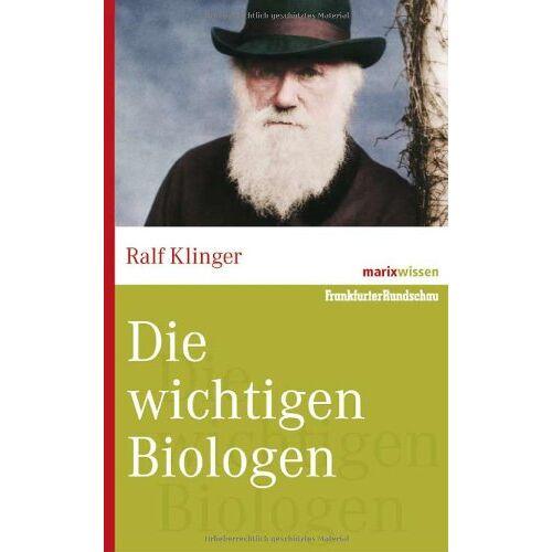 Ralf Klinger - Die wichtigen Biologen - Preis vom 14.05.2021 04:51:20 h