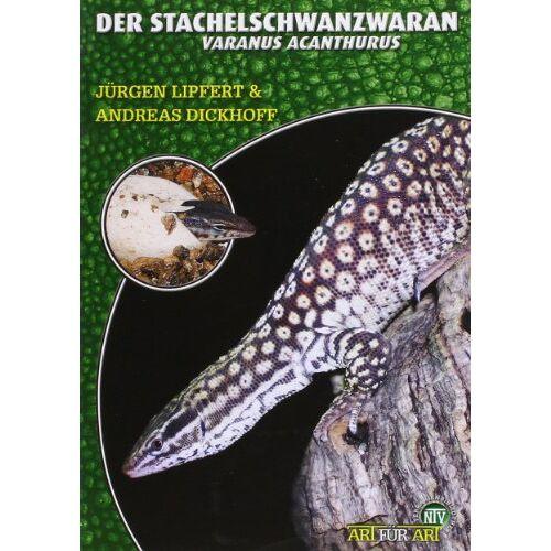 Jürgen Lipfert - Der Stachelschwanzwaran: Varanus acanthurus - Preis vom 20.10.2020 04:55:35 h