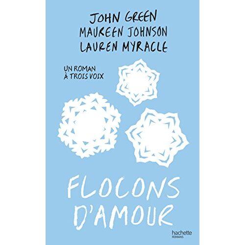 John Green - Flocons d'amour - Preis vom 23.01.2021 06:00:26 h