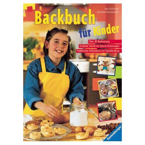 Ines Radionow-Knabe - Backbuch für Kinder - Preis vom 21.04.2021 04:48:01 h