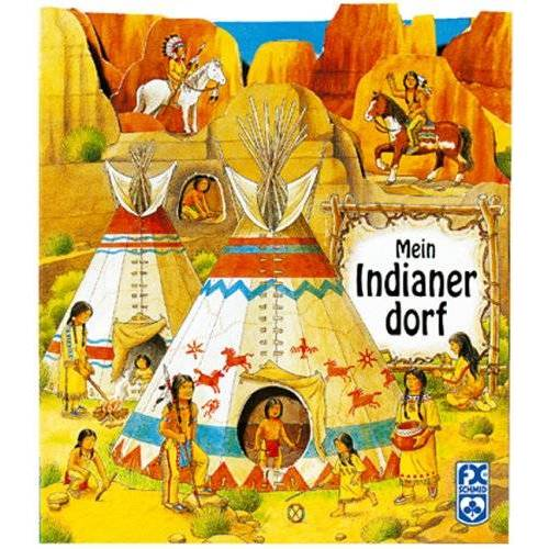 Norbert Landa - Mein Indianerdorf - Preis vom 05.09.2020 04:49:05 h