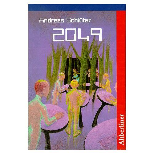 Andreas Schlüter - 2049 - Preis vom 03.09.2020 04:54:11 h