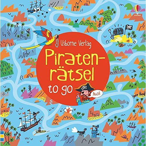 Alex Frith - Piratenrätsel to go - Preis vom 20.10.2020 04:55:35 h