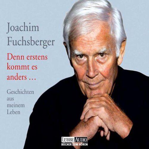 Joachim Fuchsberger - Denn erstens kommt es anders - Preis vom 24.01.2021 06:07:55 h