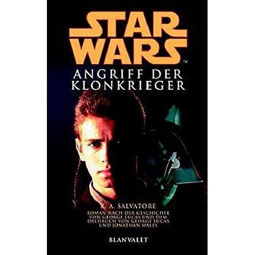 R.A. Salvatore - Star Wars TM: Angriff der Klonkrieger - Preis vom 08.05.2021 04:52:27 h