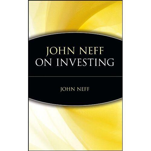 John Neff - John Neff on Investing - Preis vom 05.05.2021 04:54:13 h