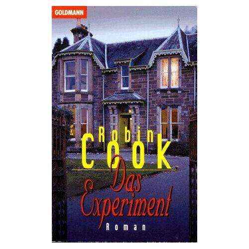 Robin Cook - Das Experiment. - Preis vom 13.05.2021 04:51:36 h