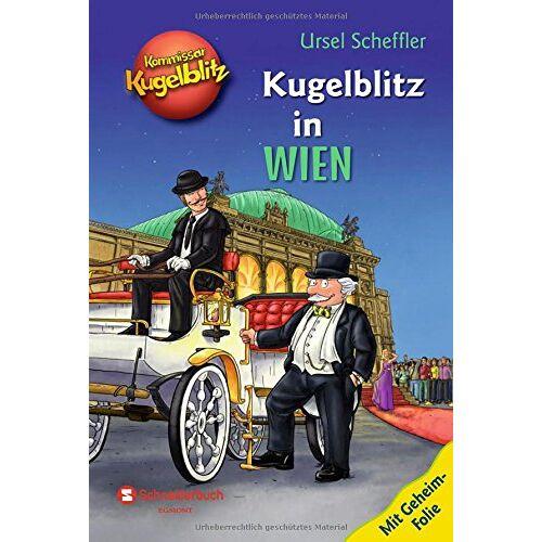 Ursel Scheffler - Kommissar Kugelblitz - Kugelblitz in Wien - Preis vom 08.05.2021 04:52:27 h