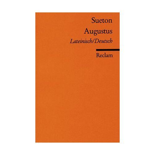Sueton - Augustus: Lat. /Dt - Preis vom 07.05.2021 04:52:30 h
