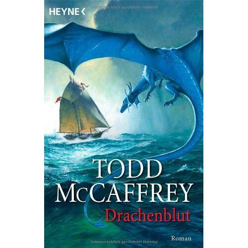 Todd McCaffrey - Drachenblut - Preis vom 10.05.2021 04:48:42 h