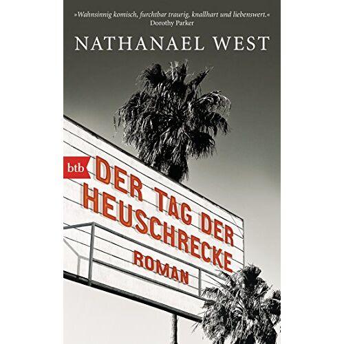 Nathanael West - Der Tag der Heuschrecke: Roman - Preis vom 15.05.2021 04:43:31 h