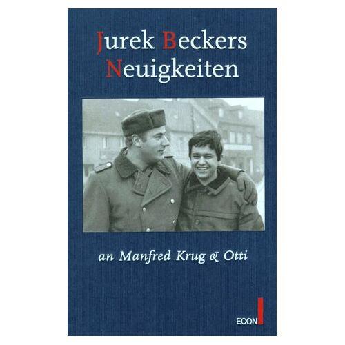Becker Jurek Beckers Neuigkeiten an Manfred Krug & Otti - Preis vom 12.05.2021 04:50:50 h