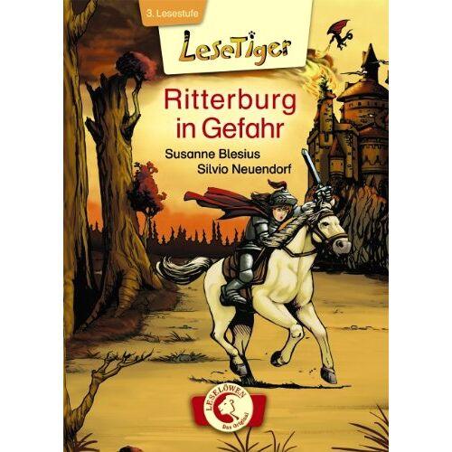 Susanne Blesius - Lesetiger. Ritterburg in Gefahr - Preis vom 06.05.2021 04:54:26 h