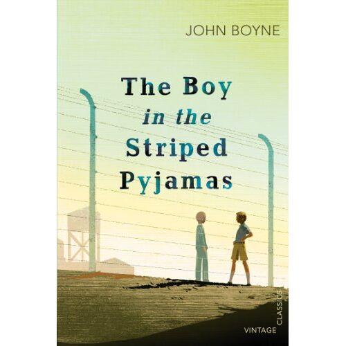 John Boyne - The Boy in the Striped Pyjamas (Vintage Childrens Classics) - Preis vom 14.01.2021 05:56:14 h