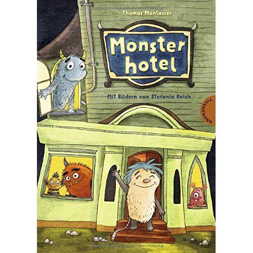 Thomas Montasser - Monsterhotel - Preis vom 05.09.2020 04:49:05 h
