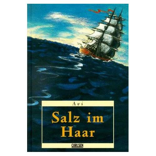 Avi - Salz im Haar - Preis vom 08.05.2021 04:52:27 h