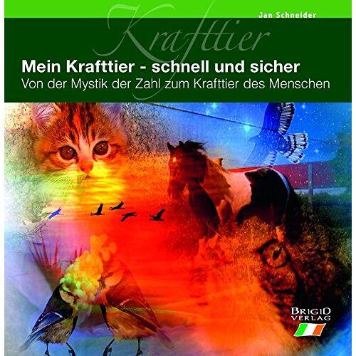 Jan Schneider - Mein Krafttier - schnell und sicher: Von der Mystik der Zahl zum Krafttier des Menschen - Preis vom 14.05.2021 04:51:20 h