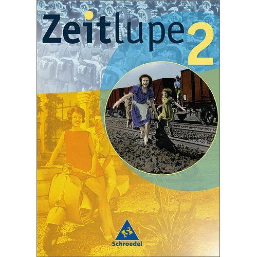 Hans-Jürgen Pandel - Zeitlupe - Geschichte Hauptschule: Zeitlupe - Ausgabe für Hauptschulen in Hessen: Schülerband 2 (Kl. 9 / 10) - Preis vom 18.04.2021 04:52:10 h