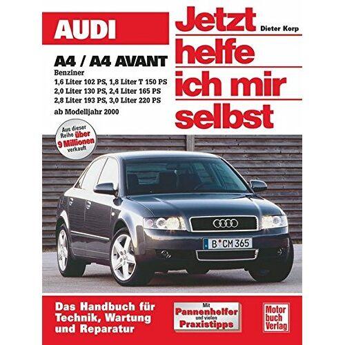 Dieter Korp - Audi A4 Benziner (Jetzt helfe ich mir selbst) - Preis vom 17.04.2021 04:51:59 h