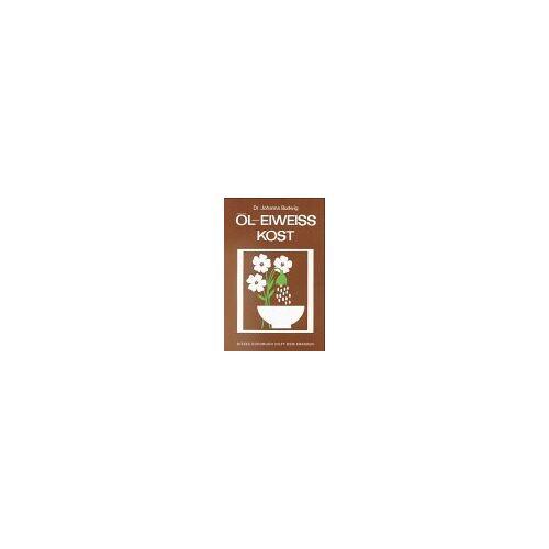 Johanna Budwig - Öl- Eiweiß- Kost. 166 Rezepte - Preis vom 10.04.2021 04:53:14 h