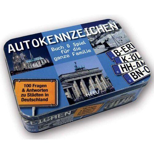 - Die große Quizbox: Autokennzeichen - Preis vom 20.10.2020 04:55:35 h
