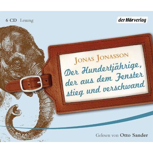 Jonas Jonasson - Der Hundertjährige, der aus dem Fenster stieg und verschwand - Preis vom 25.02.2021 06:08:03 h