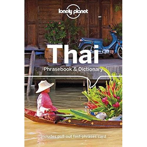 Lonely Planet - Thai Phrasebook & Dictionary (Lonely Planet. Thai Phrasebook) - Preis vom 01.11.2019 06:03:14 h