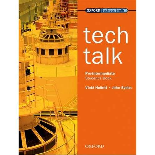 Vicki Hollett - Tech Talk. Pre-Intermediate. Student's Book: Student's Book Pre-intermediate lev - Preis vom 06.09.2020 04:54:28 h
