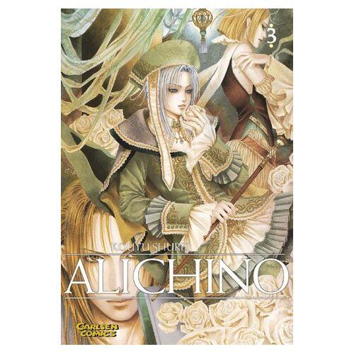 Kouyu Shurei - Alichino: BD 3 - Preis vom 25.01.2021 05:57:21 h
