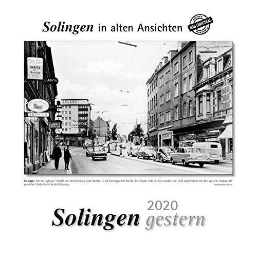 - Solingen gestern 2020: Solingen in alten Ansichten - Preis vom 01.12.2019 05:56:03 h