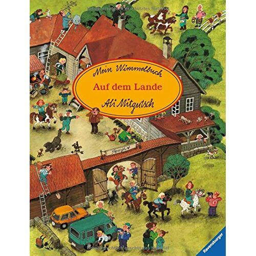 - Mein Wimmelbuch: Auf dem Lande - Preis vom 14.05.2021 04:51:20 h