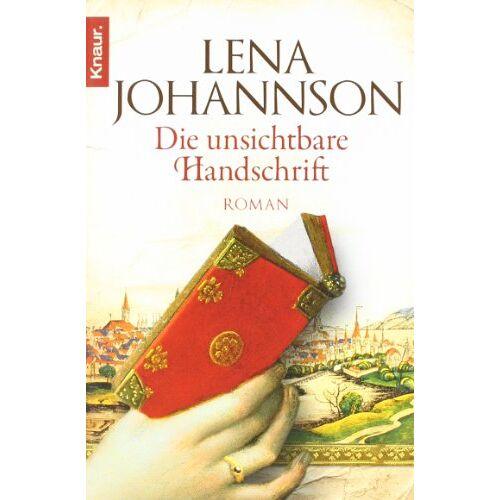 Lena Johannson - Die unsichtbare Handschrift: Roman - Preis vom 05.09.2020 04:49:05 h