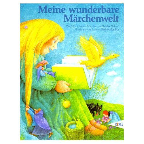Jacob Grimm - Meine wunderbare Märchenwelt - Preis vom 06.03.2021 05:55:44 h
