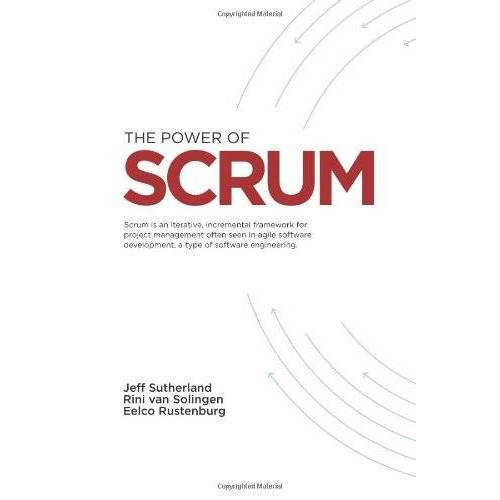 Sutherland Phd, Jeffrey V. - The Power of Scrum - Preis vom 28.03.2020 05:56:53 h