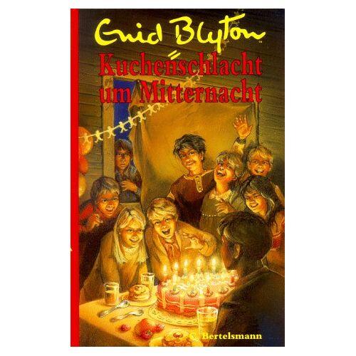 Enid Blyton - Kuchenschlacht um Mitternacht - Preis vom 21.10.2020 04:49:09 h