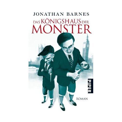 Jonathan Barnes - Das Königshaus der Monster: Roman - Preis vom 03.05.2021 04:57:00 h