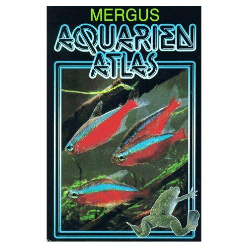 Baensch, Hans A. - Aquarienatlas, Kst, Bd.1 - Preis vom 05.03.2021 05:56:49 h