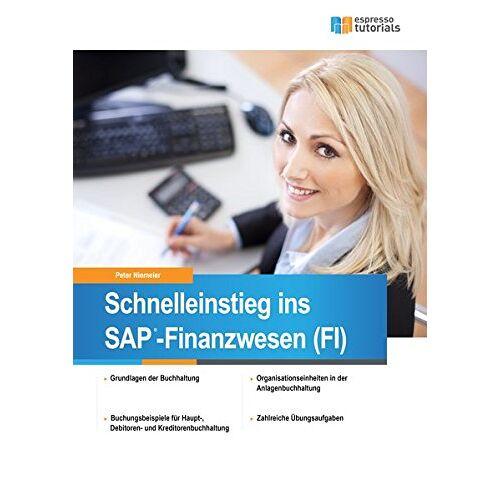 Niemeier - Schnelleinstieg ins SAP-Finanzwesen (FI) - Preis vom 18.04.2021 04:52:10 h