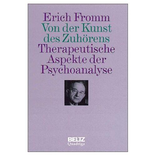 Erich Fromm - Vom Haben zum Sein: Wege und Irrwege der Selbsterfahrung - Preis vom 12.05.2021 04:50:50 h