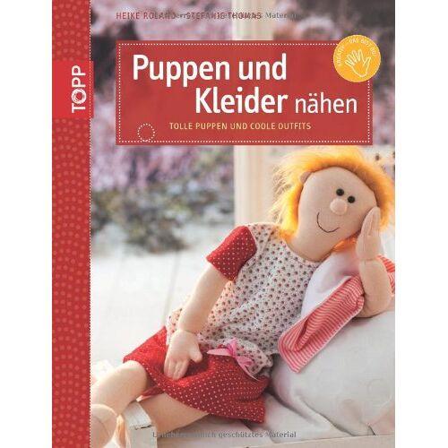 Roland Puppen und Kleider nähen: Tolle Puppen und coole Outfits - Preis vom 20.10.2020 04:55:35 h