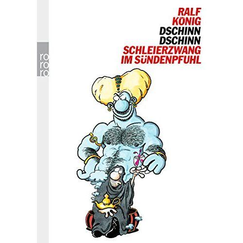 Ralf König - Schleierzwang im Sündenpfuhl (Dschinn Dschinn, Band 2) - Preis vom 22.04.2021 04:50:21 h