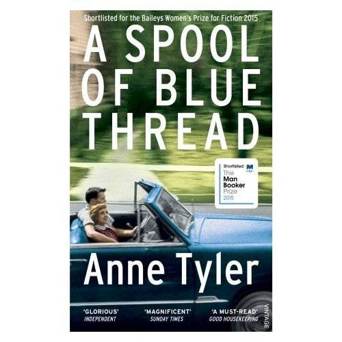 Anne Tyler - A Spool of Blue Thread - Preis vom 20.01.2021 06:06:08 h