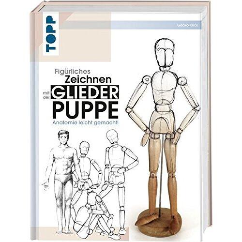 Gecko Keck - Figürliches Zeichnen mit der Gliederpuppe: Anatomie leicht gemacht! - Preis vom 26.01.2020 05:58:29 h